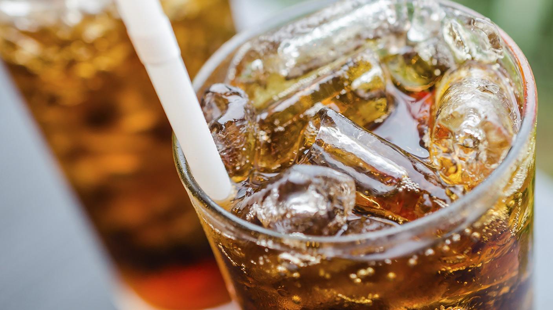 cola trinken