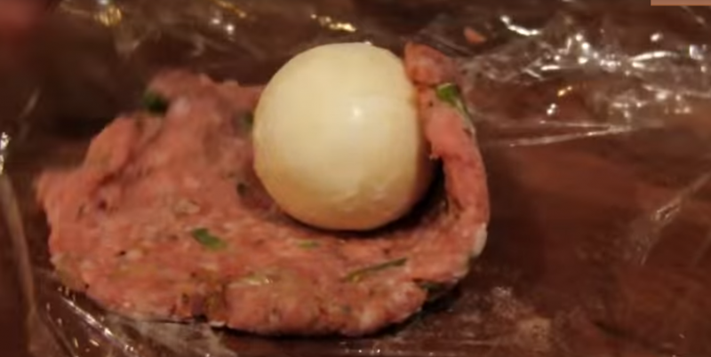 schottische Eier zubereitung