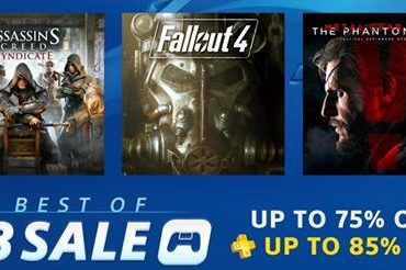playstation store e3 sale