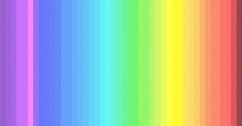 Siehst du alle Farbtöne?