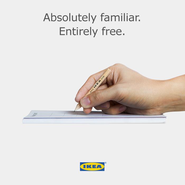 Ikea Apple Werbung