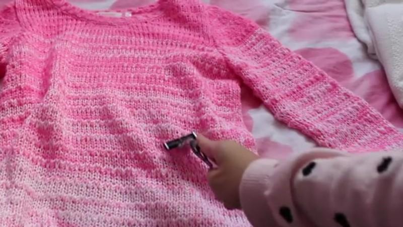Fussel Pullover