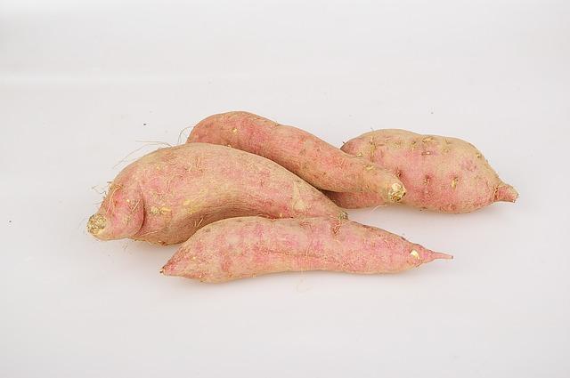Mit Süßkartoffel abnehmen