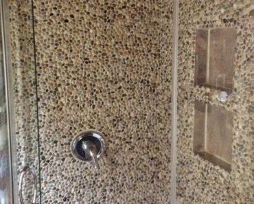 luxus duschwand