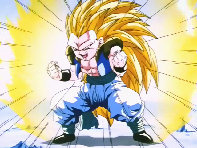 gotenks dragonball