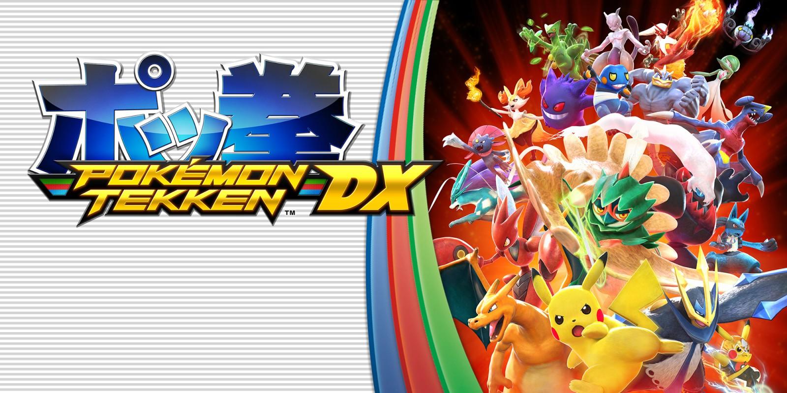 Pokemon Tekken DX – Jetzt schlagen sich die Pokemon wie wild!