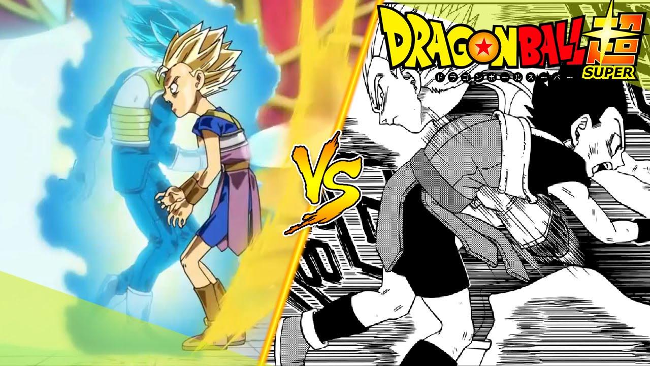 Dragonball Super: 5 Gründe warum der Manga besser ist als der Anime