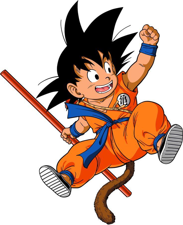 Dragon Ball: Mann darf nach gewonnener Wette Sohn Goku nennen
