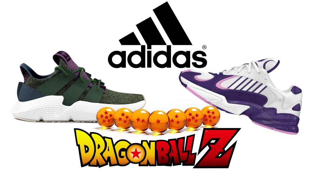 Adidas: Das sind die neuen Sneaker im Dragonball Style