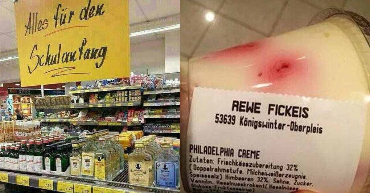 Bei diesen Supermarktangeboten bekommt ihr garantiert Kopfkino!