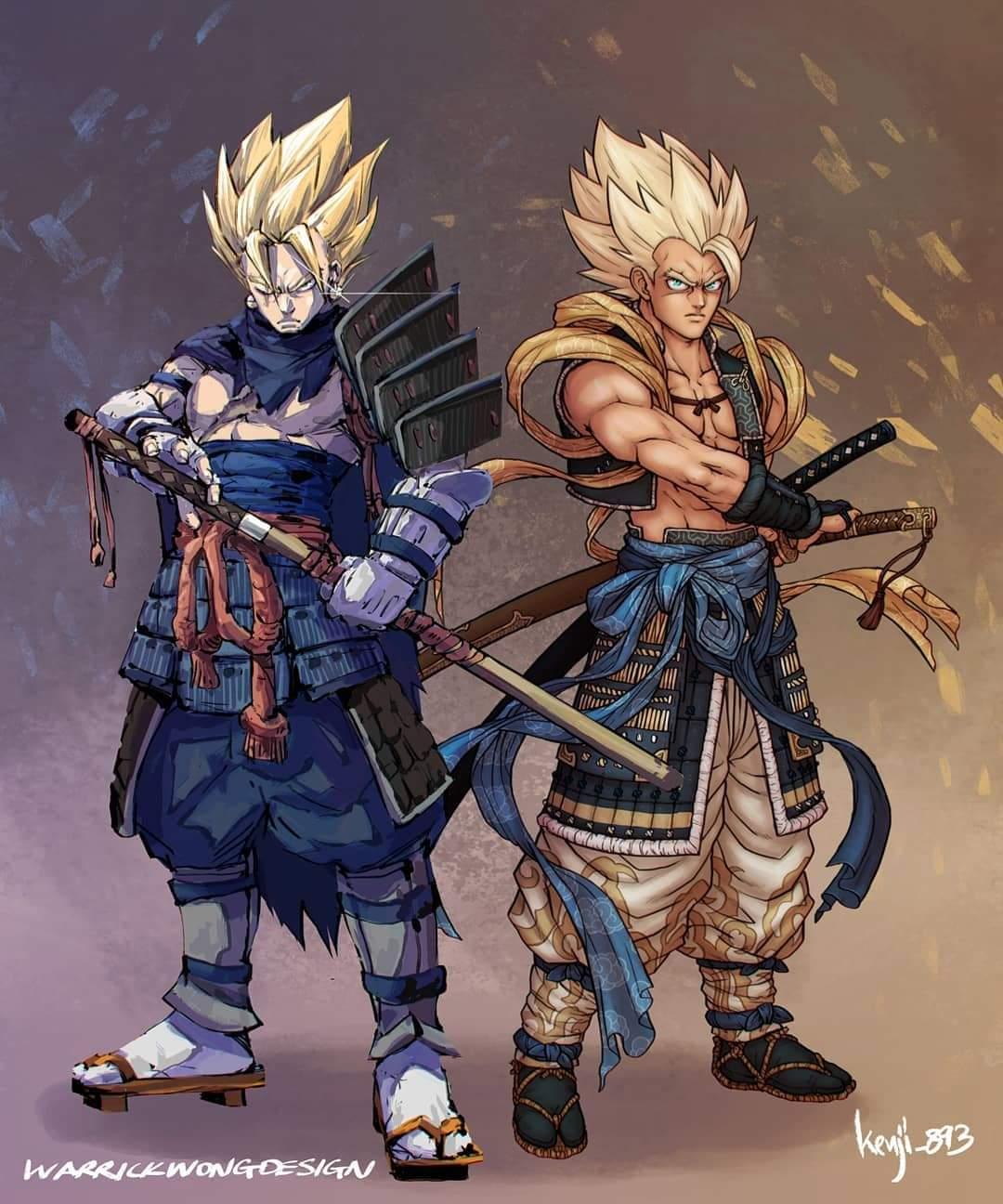 Dragonball Samurai